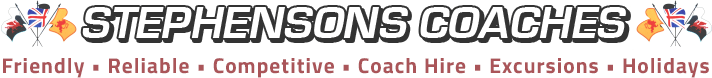 Stephensons Coaches Logo